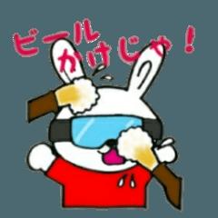 広島やきゅううさぎ4
