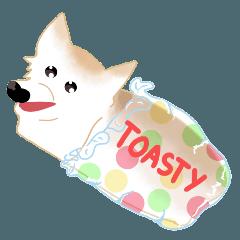 Toasty Dog Bread