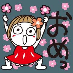 はな子✿祝・誕生日他イベント編