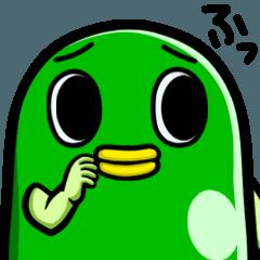豆スタンプ