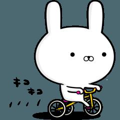 ☆地味に使える☆無難な☆容疑者ウサギ