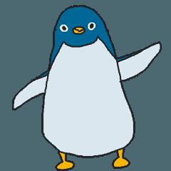 アデリーペンギンすたんぷ