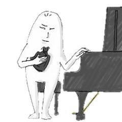 丁寧なジャズ男