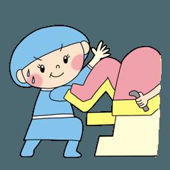 助産師じょさ子の産科スタンプ2