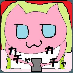 ピンクのモモッチ