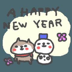<2018戌年>お正月・冬