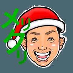 おかおのクリスマス
