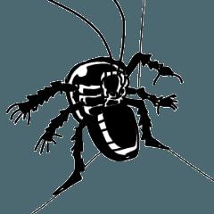 大したゴキブリ ドミノ・ピンチ