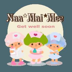 Naa-Mai-Mee ☆お大事に☆Get well soon