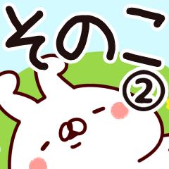 【そのこ】専用2