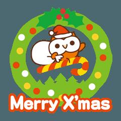 幸せの福ろうHoo_クリスマス&お正月
