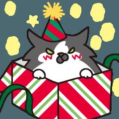 はらぺこ猫のクリスマス