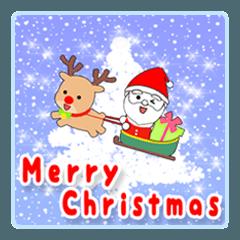 エンジョイ クリスマス ♥