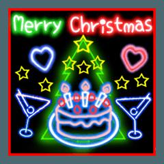 光のメリークリスマス♥