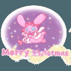 ゆめかわあにまるずクリスマスver.