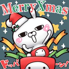 ひとえうさぎ19(クリスマス・冬編)
