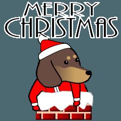 新・激しく尻尾をふるイヌ クリスマス