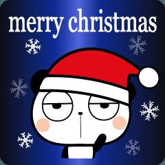 ぱんだのクリスマスとお正月