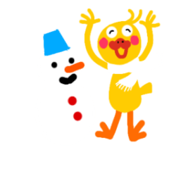 ふわふわおうじのクリスマスと冬の日