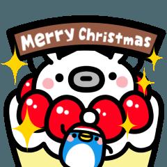 シロクマくんのクリスマス&年末年始