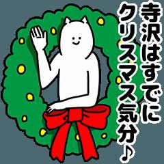 寺沢さん用クリスマスのスタンプ