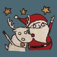 シロメドウブツ【クリスマス】