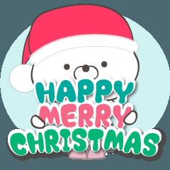 ☆クリスマスうさぎ☆(日常会話入り♪)