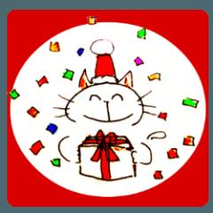 へんねこクリスマス!