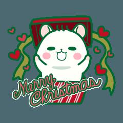 ハムスターのなごむ★クリスマス&年末年始