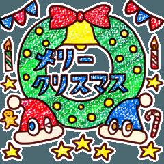サンタクロースのぼうしちゃん