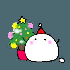 メリークリスマスおばけ
