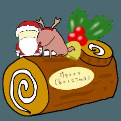 Happy Christmas*