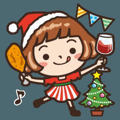 女子だから‥‥【クリスマス編】