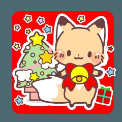 おきつねさまのクリスマス