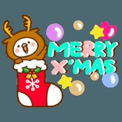 毎日しろちゃん♪クリスマスver