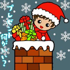 クリスマス&日常言葉