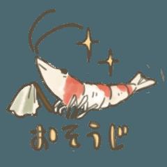 アクアリウムな淡水魚