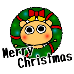 でかめちゃん クリスマスと年末年始