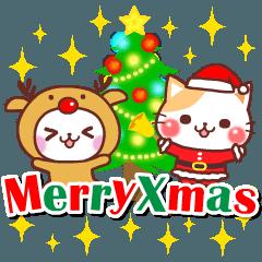 にゃーにゃー団【クリスマス&正月】