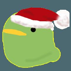 ふわぴよのクリスマス