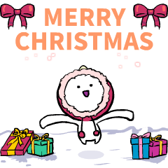 高速鬼 クリスマス