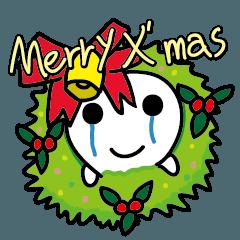 クリスマスについても友達は考えなかった