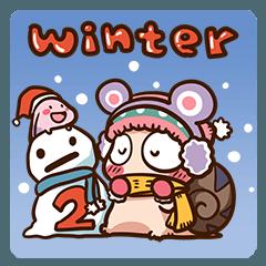 つむりん冬バージョン2