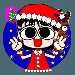 ラブリー10代女子(クリスマスモデル2)