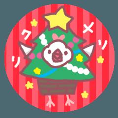 まめ文鳥ちゃん 〜クリスマスと年末年始〜
