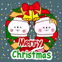 オラタマくんクリスマススタンプ!