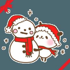 【雪合戦】ぽよぽよパンダ vol.6