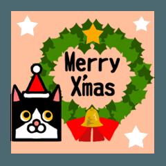 四角いやつらのクリスマス