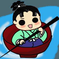 日本と世界の有名童話スタンプ♪