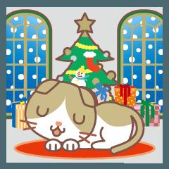 クリスマスと年末 〜スコティッシュ2